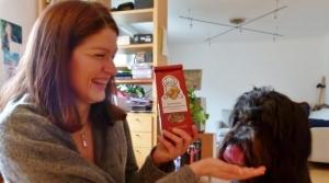 Phillys Silvester-Bachblütenkekse für Hunde